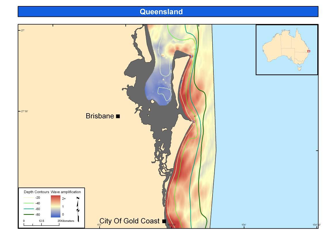 Tsunami Hazard Mapping